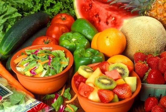 Potential Health Risks Of Vegetables and Fruits Consumptions