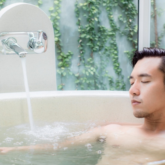 How To Relax: A Bather's Guide