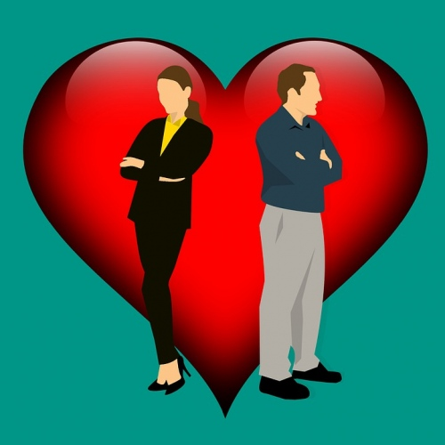 Dating when separated but not divorced